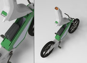 Amur Leopard electric bike concept revealed  - photo 2