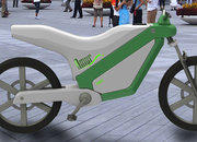 Amur Leopard electric bike concept revealed  - photo 4