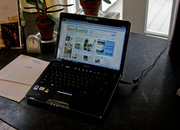 Toshiba Satellite U500 laptop - photo 2
