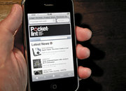 Access Pocket-lint on your phone - photo 1