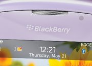Carphone details BlackBerry Curve 8520 in violet - photo 2