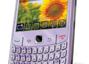 Carphone details BlackBerry Curve 8520 in violet - photo 4