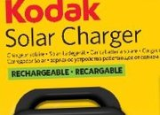 Kodak launches solar charger - photo 1