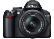 Nikon launches entry-level D3000 DSLR camera - photo 3