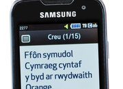 Orange to offer Welsh language Samsung S5600 - photo 1