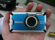 Pentax Optio WS80 and W80 cameras - photo 2