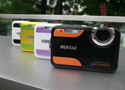 Pentax Optio WS80 and W80 cameras - photo 3