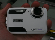 Pentax Optio WS80 and W80 cameras - photo 4