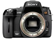 Specs appear for Sony A500 and A850 - photo 3