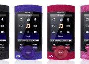 Sony Walkman S540 series announced - photo 2
