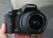 Sony Alpha 500 - photo 2