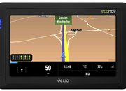 Green in-car GPS unit Vexia Econav 435 announced - photo 4