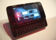 N900 internet tablet phone - photo 2