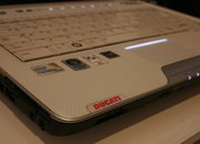 Toshiba unveils Ducati laptop and camcorder - photo 2