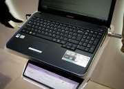 Samsung's slim X520 laptop - photo 3