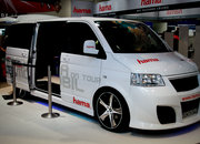 Volkswagen Minivan gets Home Cinema treatment - photo 2