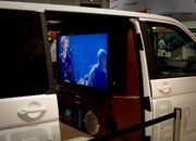 Volkswagen Minivan gets Home Cinema treatment - photo 3