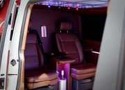 Volkswagen Minivan gets Home Cinema treatment - photo 5