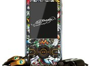 Sony Ericsson offers Ed Hardy-themed W595 Walkman - photo 1