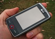 LG GW520 mobile phone - photo 3