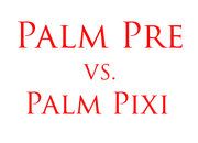 Palm Pre vs Palm Pixi - photo 2