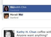 Facebook adds @ mentions in status updates - photo 1