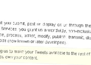 Twitter updates Terms of Service  - photo 2