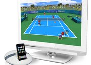 iGAME FAMILY TV dock borrows from iPhone, Wii - photo 3
