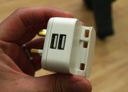 UK folding plug and travel adapter - photo 5