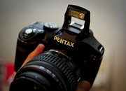 Pentax K-x DSLR camera - photo 3