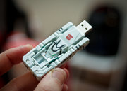 Transformers: USB drive and mouse in disguise - photo 5