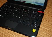 We catch up with the Acer Ferrari One netbook - photo 3