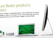 "Apple launches ""environment"" section on site - photo 2"