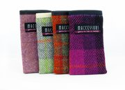 Maccessori Harris Tweed iPhone pouch available now - photo 2