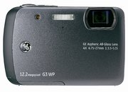 General Imaging launches waterproof G3WP compact digi-cam - photo 4