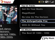 BlackBerry music app unveiled by 7Digital - photo 3