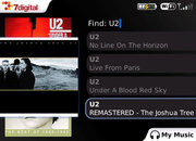 BlackBerry music app unveiled by 7Digital - photo 4