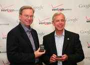 Verizon to offer Android; CEOs leak new phones   - photo 1
