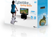Cyberbike brings exercise bike accessory to Nintendo Wii - photo 5