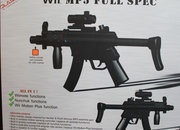 Wii gets custom-made Heckler and Koch MP5 controller  - photo 2
