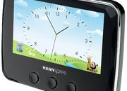 HANNspree Photo Alarm Clock launches  - photo 1
