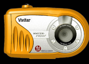 PMA 2007: Vivitar launch five new cameras including underwater ViviCam 6200W - photo 1