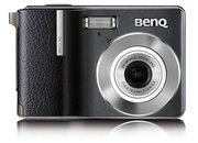BenQ launches DC C1060 compact camera - photo 1