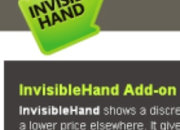 InvisibleHand launches on Internet Explorer - photo 1