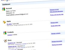 Google launches data Dashboard