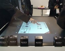 VIDEO: Sony demonstrates Atractable surface controller