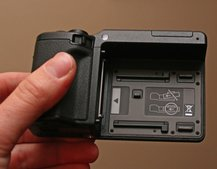 Ricoh GXR hands-on