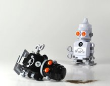 CuteBitz launches Salt and Pepper Robots