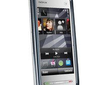 Nokia 5235 Comes with Music revealed