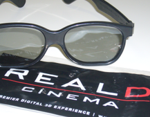 Sony partners with RealD for 3D